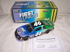 1/18 #46 1998 JEFF GREEN FIRST UNION/DEVIL RAYS CHEVY MONTE CARLO REVELL DIECAST