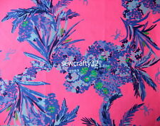 Out On A Limb Panel Lilly Pulitzer Dress Cotton Dobby Fabric