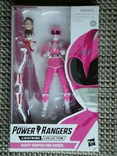 Mighty Morphin Power Rangers Pink Ranger action figure NIB Lightning Collection