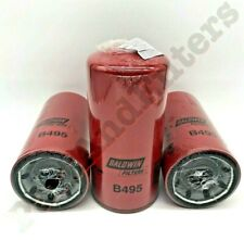 Baldwin B495 Oil filter (Pack Of 3)