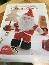 Amanda Berry's Christmas Santa Claus Toy Knitting Pattern