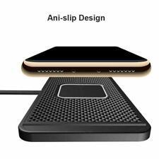 Ladestation Matte QI kabelloses Autotelefon Ladegerät schnell für iPhone T8R2