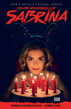 "CHILLING ADVENTURES OF SABRINA: ""THE CRUCIBLE"" TPB Collects #1-5 Horror Comic TP"