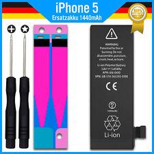 iPhone 5 Akku Ersatz für original Accu Batterie Battery 0 cycle alle APN