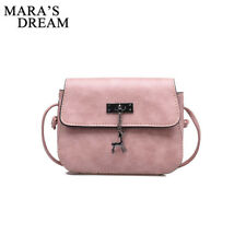 Womens Bags High Quality Cross PU Leather Mini Shoulder Bag Bolsas Feminina