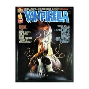 Vampirella (1969 series) #39 in Fine + condition. Warren comics [*id]