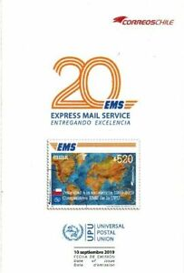 Chile 2019 Brochure 20 años EMS Express Mail Service