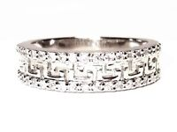 Damen Ring Sophie, 925er Silber, rhodiniert, AAA-Zirkonia