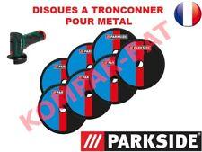 PARKSIDE® 7 Disques à tronçonner pour BOSCH GWS 10,8/12V-76 et Parkside PWSA 12