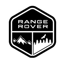 Range Rover Adventure Cool Creative Best Decal Stickers Multi Color