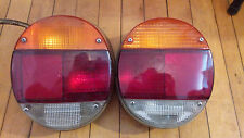 OEM Rear Side Tail Lights RH&LH  Volkswagen VW  Super Beetle 1973/1979