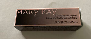 NEW IB Mary Kay Nourishine Plus Lip Gloss in Sparkle Berry 047945 Discontinued
