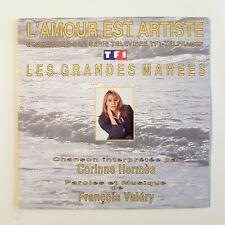 CORINNE HERMES : L'AMOUR EST PARFAIT (TF1 - LES GRANDES MAREES) ♦ CD Single ♦