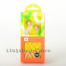 ROXY by JBL Reference 230 In-Ear Buds Earphones Headphones Headset - Orange/Pink