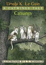 Catwings by Le Guin, Ursula K. 9780439551892 -Paperback