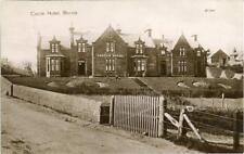 More details for real photographic postcard castle hotel, inverbervie, kincardineshire, scotland