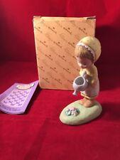 1979 Hallmark Betsey Clark Figurine Shower Of Love with Original Box & Inserts