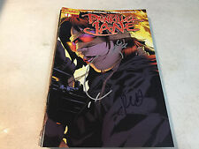SIGNED JIMMY PALMIOTTI JOE QUESADA PAINKILLER JANE #1 COA 200% GUARANTEE