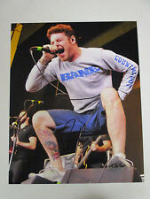 SENSES FAIL BUDDY NIELSEN AUTOGRAPH SIGNED PHOTO W/ EXACT SIGNING PICTURE PROOF