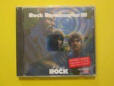 Time Life Rock Renaissance III Classic Rock Byrds Troggs Blind Faith NEW CD