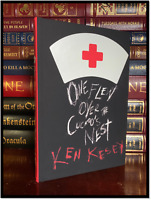 One Flew Over The Cuckoo's Nest by Ken Kesey New Nurse Ratched Gift Hardcover