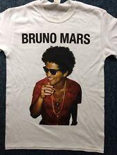 Bruno Mars UK Tour Shirt 2018. Size large.
