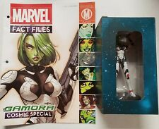 Eaglemoss Marvel Gamora Fact File #4 Special Lead Figure with Magazine