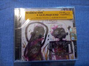MARRACASH & GUE PEQUENO - SANTERIA. CD NUOVO SIGILLATO