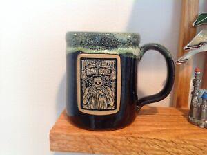 ☠️ Bones Coffee Company 🤢Frankenbones Halloween Mug 👻