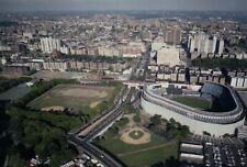 Aerial View of Yankee Stadium, The Bronx New York City NY, Baseball --- Postcard