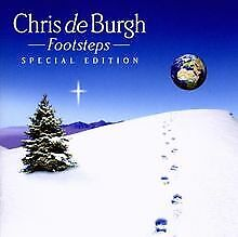 Footsteps (Special Edition) von De Burgh,Chris | CD | Zustand gut