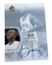 2002-03 SP Authentic - SP Signatures #MO Jerome Moiso Auto New Orleans Hornets