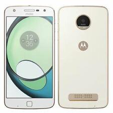 Moto Z Play Xt1635-02 32Gb White (Unlocked) – Bonus Jbl Soundboost Speaker/Batt