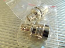 (1) N Male to BNC Female Connector Antenna Coaxial Adapter Connector RF