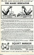 1926 small Print Ad of The Magic Indicator Science Male Female Sex Detector