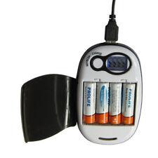 Cargadores de baterías y pilas para TV y Home Audio AAA/AA