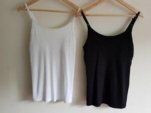 TU maternity nursing Size 12 strappy vest top bundle (2 items)