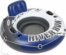 Intex River Run I 1-Person Inflatable Float/Tube | SHIPS FAST! SHIPS FREE!
