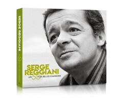 Serge Reggiani 50 Plus Belles Chansons CD Box Set New 2019