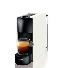 Cafetières blancs Krups avec arrêt automatique à dosettes ou capsules