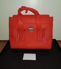 3.1 Phillip Lim Pashli Medium Satchel Vermillion BNWT Designer Bag