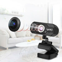 ITS- S60 1080P HD Webcam USB Widescreen Microphone Camera for Computer PC Laptop