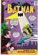 Batman #170 / Genius Of The Getaway Gimmicks / 1965 / Fine / Dc Comics
