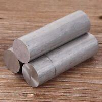 Select Diameter 34mm - 50mm 6061 Aluminum Round Rod Solid Bar Stock L:50-600mm