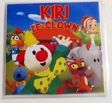 CD album PROMO Dessin animé KIRI LE CLOWN