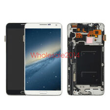 LCD Screen Digitizer Touch+Frame For Samsung Galaxy Note 3 AT&T N900A N900T US