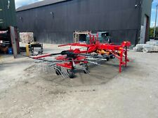 More details for new zk650 twin rotor hay rake 6.5m £7950 + vat