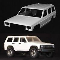 Für 1/10 RC Jeep Cherokee Axial SCX10 90046 RC4WD 313MM Wheelbase Body Shell Set
