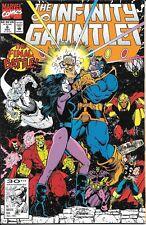 The Infinity Gauntlet #6 Thanos Warlock Silver Surfer