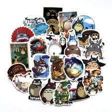 50pcs Cartoon Anime Totoro Sticker Decal for Skateboard Luggage Laptop Car Vinyl